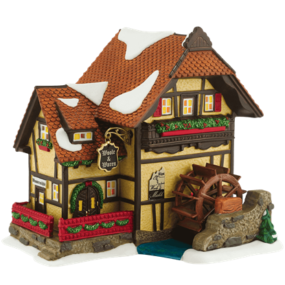 Alpen Woolen Mill - Alpine Village by Department 56