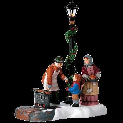 Chestnut Vendor - Dickens A Christmas Carol by Department 56