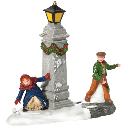 Snowball Fun - Dickens Village by Department 56