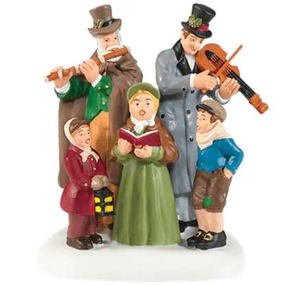 Dickens Carolers - Dickens Village by Department 56