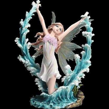 Aquatic Fairy Statue