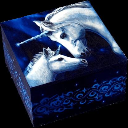 Lisa Parker Sacred Love Unicorn Box