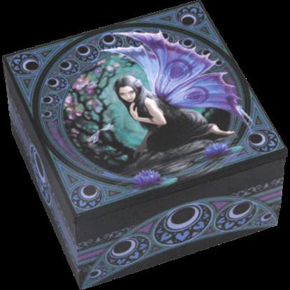 Anne Stokes Naiad Fairy Box