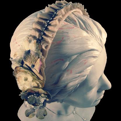 Sage Vintage Velvet Headband