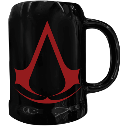 Assassins Creed Insignia Tankard
