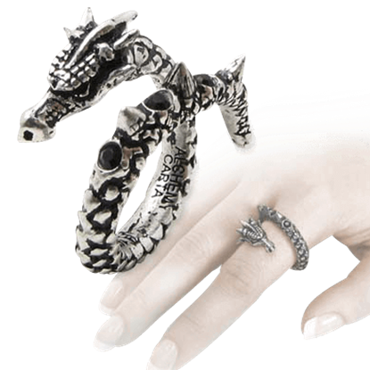 Vis Viva Dragon Ring
