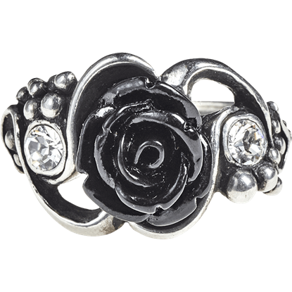 Bacchanal Rose Ring