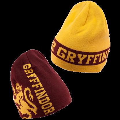 Gryffindor Reversible Knit Beanie