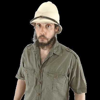 British Pith Hat