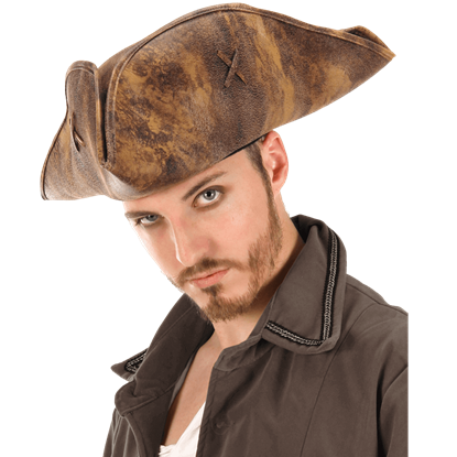 Captain Jack Sparrow Costume Hat