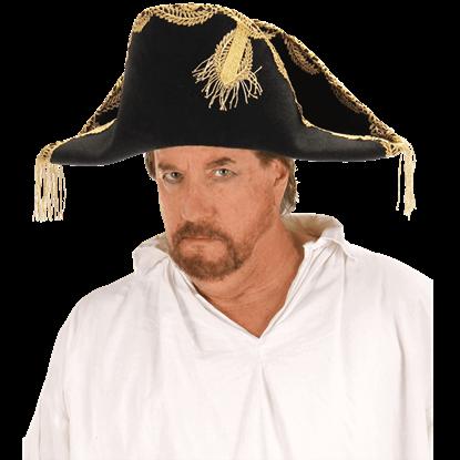 Barbossa Hat