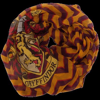 Gryffindor Lightweight Infinity Scarf