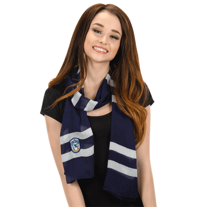 Harry Potter Lightweight Ravenclaw Scarf
