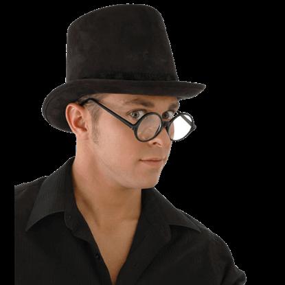 Black Coachman Hat
