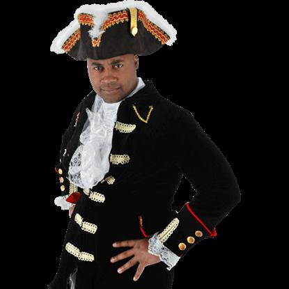 Admiral's Tricorn Hat