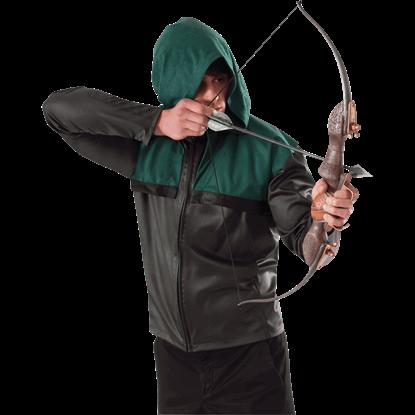 Adult Arrow Costume Bow and Arrow Set