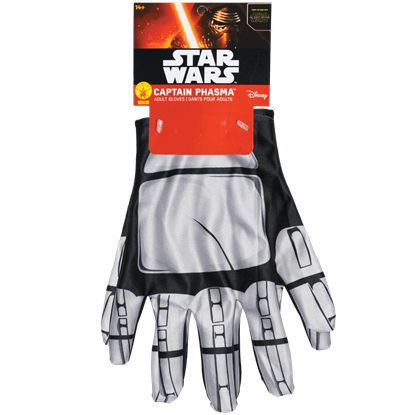 Adult Captain Phasma Gloves