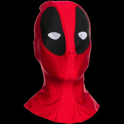 Adult Deadpool Fabric Mask