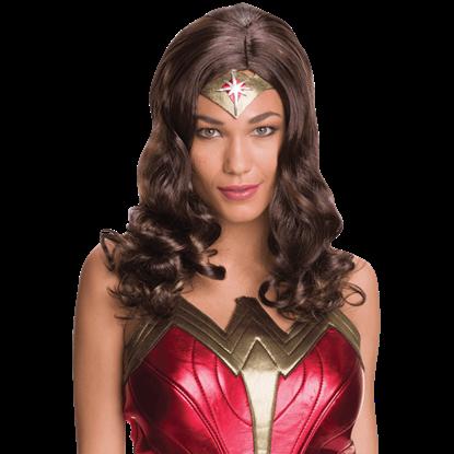Adult Wonder Woman Wig