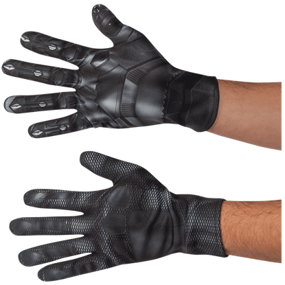Adult Civil War Black Panther Gloves