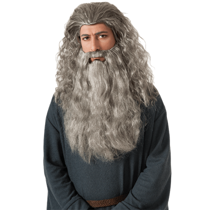Adult Gandalf Wig and Beard