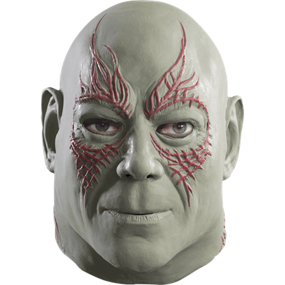 Adult Deluxe Drax the Destroyer Mask