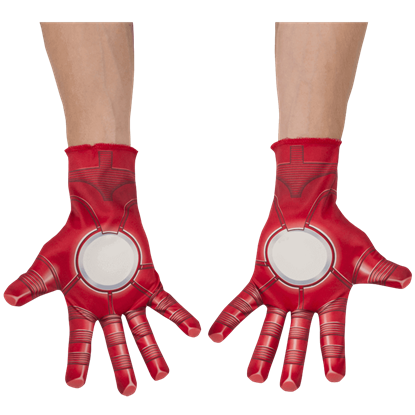 Adult Avengers 2 Iron Man Gloves