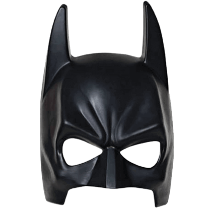 Dark Knight Rises Batman Mask