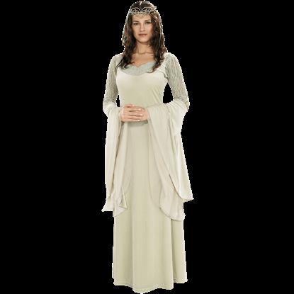 Adult LOTR Deluxe Queen Arwen Costume