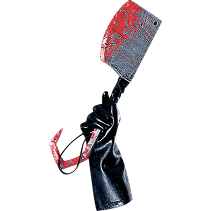 Insane Asylum Butcher Cleaver
