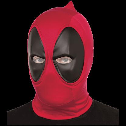 Adult Deadpool Overhead Mask