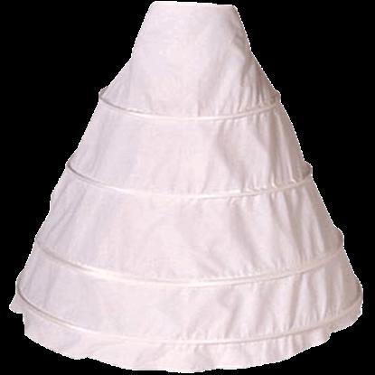 Colonial Hoop Skirt