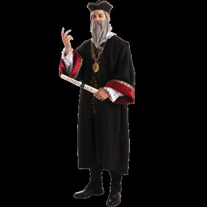 Adult Nostradamus Costume