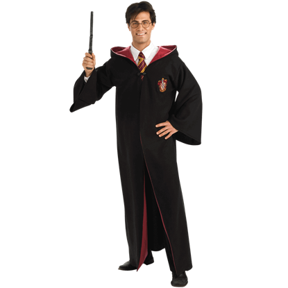 Adult Gryffindor Deluxe Robe