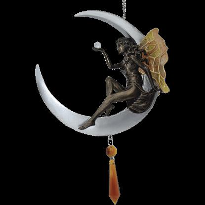 Moon Fairy Ornament