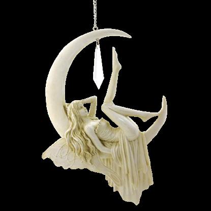 Fairy Moon Dreamcatcher