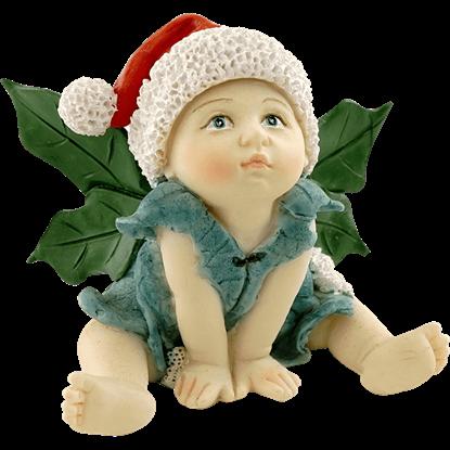 Baby Christmas Fairy