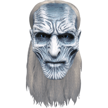 White Walker Costume Mask