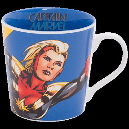 Captain Marvel Ceramic Mug