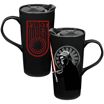 Heat Reactive Force Awakens Travel Mug