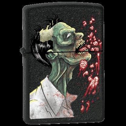 Zombie Brains Zippo Lighter