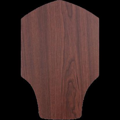 Wooden Sword Plaque