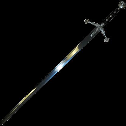 Decorative Scottish Claymore Sword