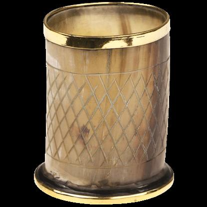Einherjar Horn Drinking Cup