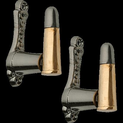 Brass Bullet Expandable Sword Hanger