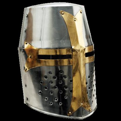 Crusader Great Helmet