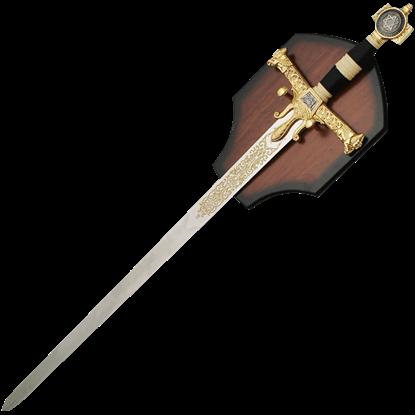 Golden Solomon Sword