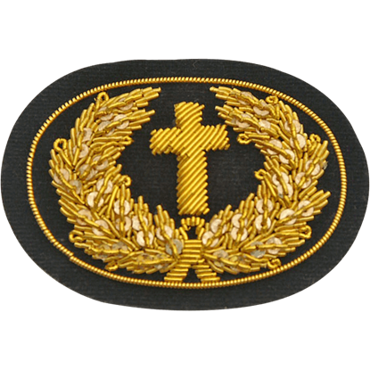 Chaplain Insignia Patch