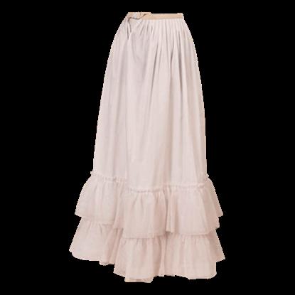 Floor Length Womens Petticoat