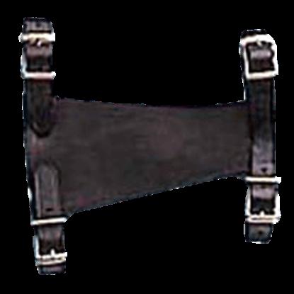 Leather Back Hanger Frog